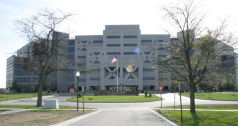 DFAS Columbus Site Building