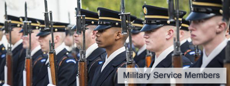 Military Service Members