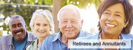 Retirees and Annuitants