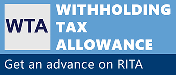 Button for Witholding Tax Allowance